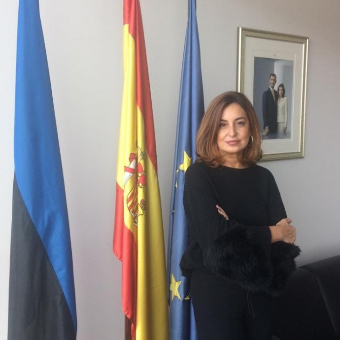 Estonia and Spain celebrate a 100 years of diplomatic relations