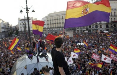 The 75th anniversary of the II Spanish Republic