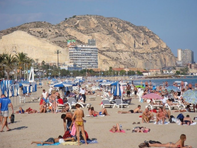 Beach orgy planned in Málaga