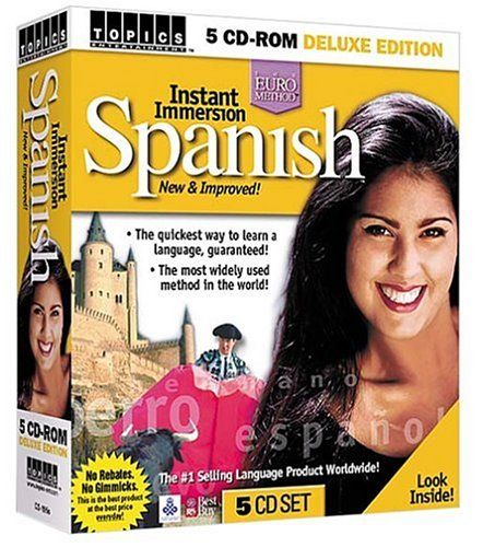 Instant Immersion Spanish Deluxe